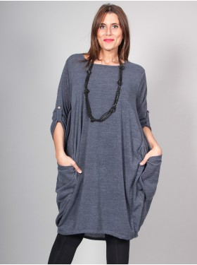Robe Pull Anthracite