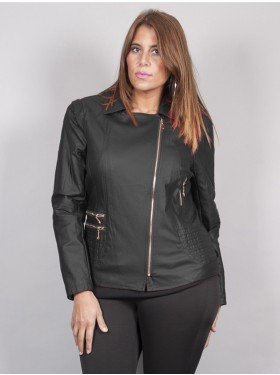 PERFECTO NOIR ZIP
