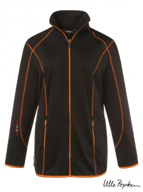 Veste power stretch Noir