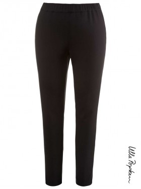Pantalon stretch noir