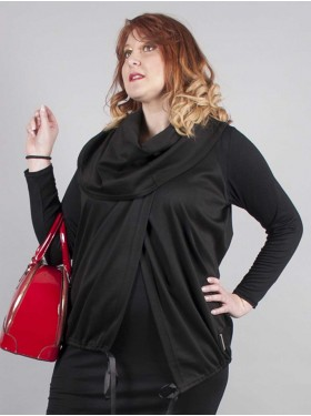 ENSEMBLE TUNIQUE ROBETTE NOIR