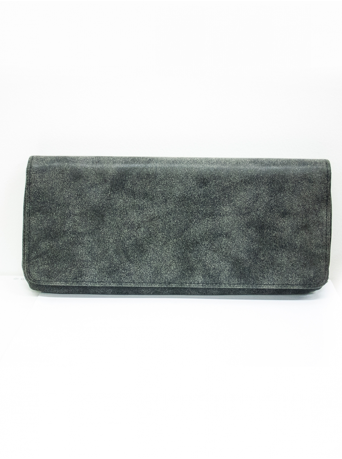 Pochette Simple Grise