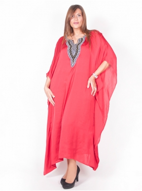 Robe D'interieur Rouge