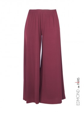 PANTALON FRANCK BORDEAUX