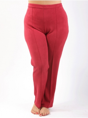 Pantalon rouge Edmond Boublil