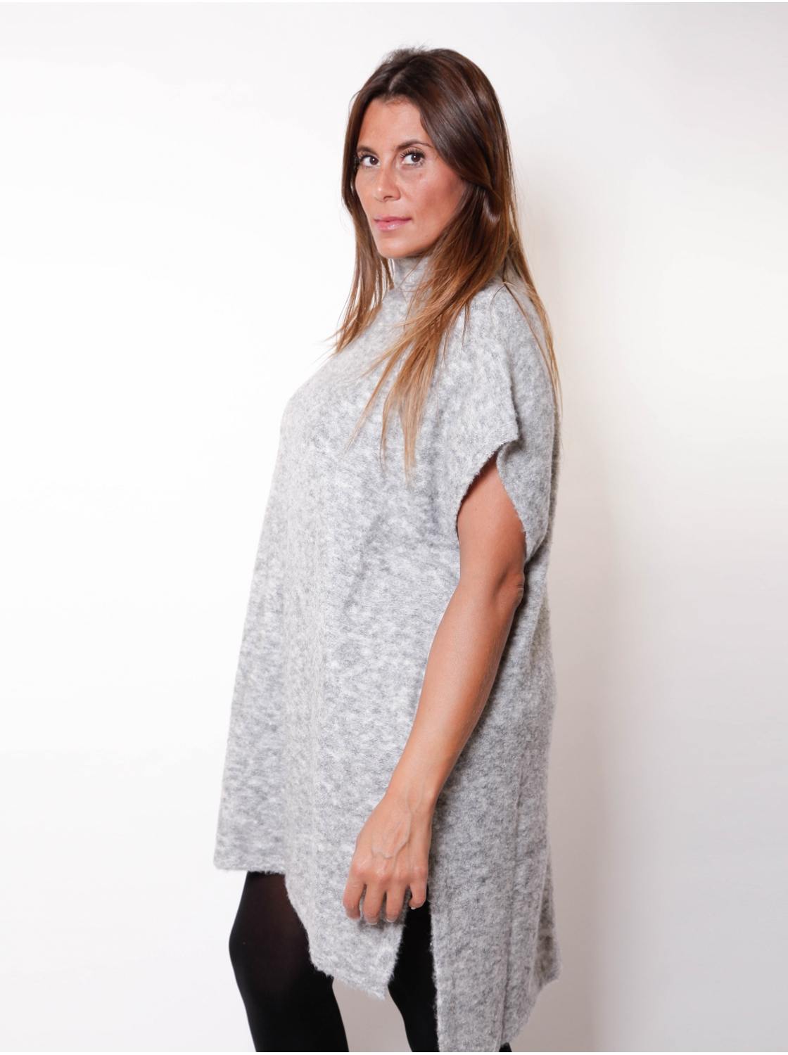 Shop Robe Pull - NELKA from Like Noour PARIS in Dresses, available on Tictail from €