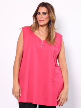 Top Ulla Popken rose