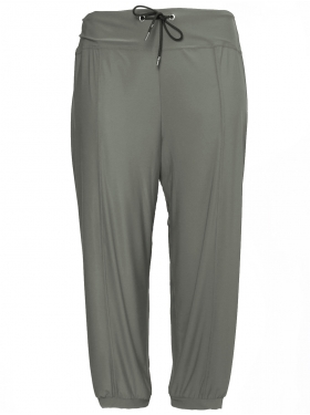 Pantalon stretch gris
