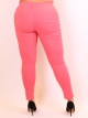 Jegging rose