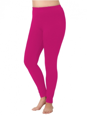Legging long fuschia