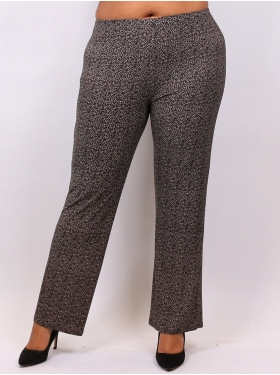 Legging droit à imp. multi