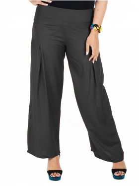 Pantalon noir Too Coton