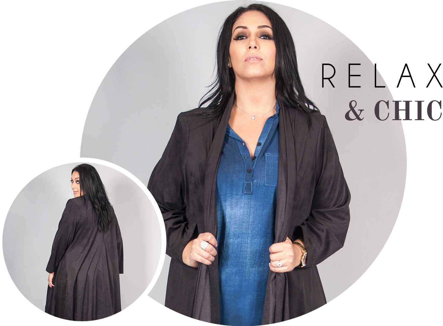 look Relax Chic