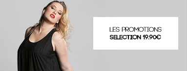 Promotion grande taille