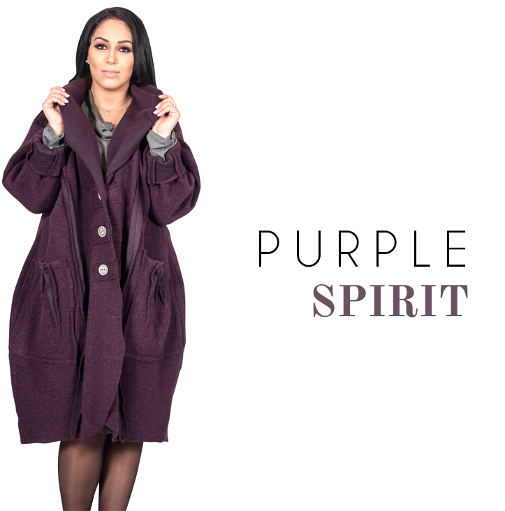 Look Purple Spirit